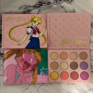 Sailor Moon X Colourpop Pretty Guardian Palette